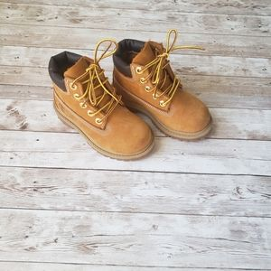 Toddler boys Classic Timberland Boots